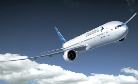 Pesawat Boeing 777-300 ER, Newest Fleet of Garuda Indonesia