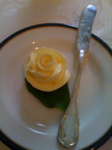 Butterrosset & Butter Spreader