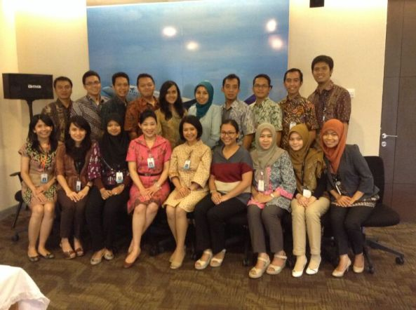 Table Manners Training Garuda Indonesia